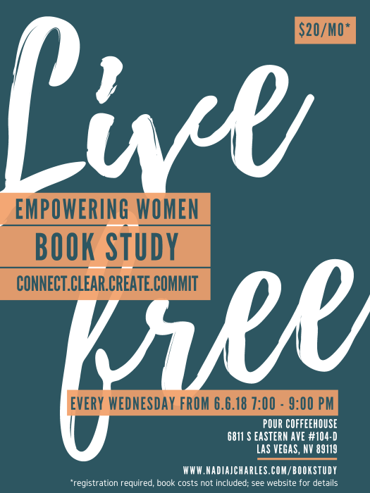 Empowering Women Book Study 1