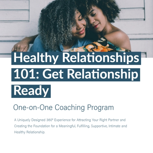 Healthy Relationships 101 sidebar